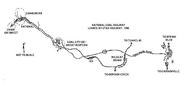 Utah Railroad History